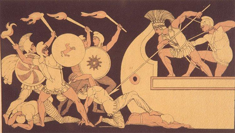 Bí ẩn Đại chiến thế giới lần 0 - sự sụp đổ các nền văn minh thời Đồ Đồng