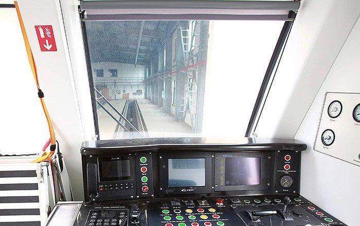 Cận cảnh bên trong tuyến đường sắt Cát Linh - Hà Đông trước ngày chạy thử