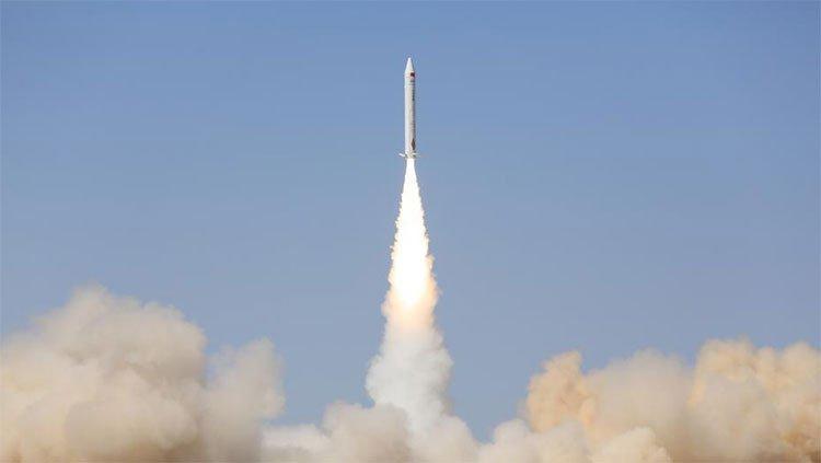 Công ty tư nhân Trung Quốc lần đầu phóng vệ tinh lên quỹ đạo