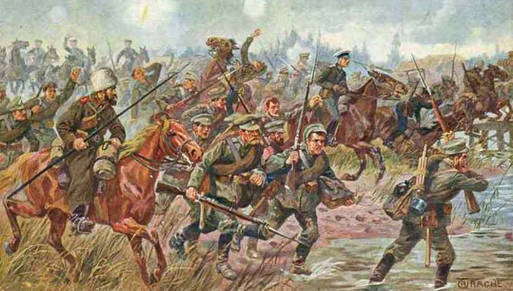 Cuộc chiến khiến 1,7 triệu người Nga tử vong, dân lâm cảnh khốn cùng