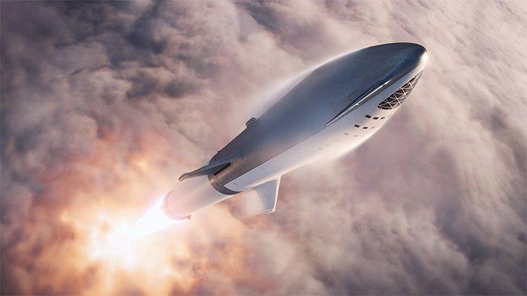 Elon Musk tiết lộ tên lửa sắp đưa tỷ phú Nhật lên Mặt trăng