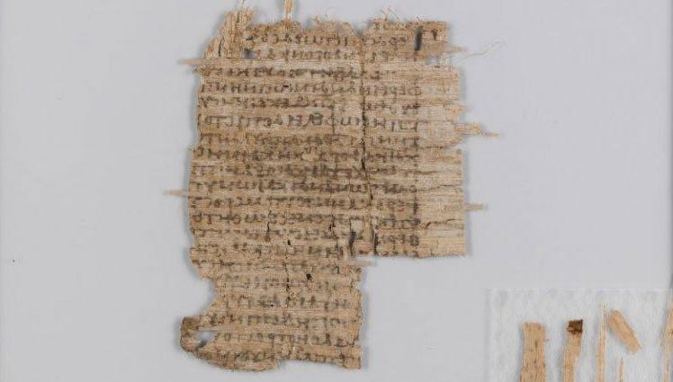 Giả thuyết phụ nữ cuồng loạn vì thiếu sex trong giấy cói cổ