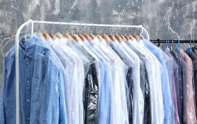 Giặt khô là gì?