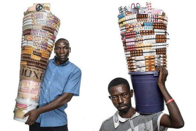 Haiti: Ai cũng có thể trở thành dược sĩ và đi bán thuốc ngoài chợ