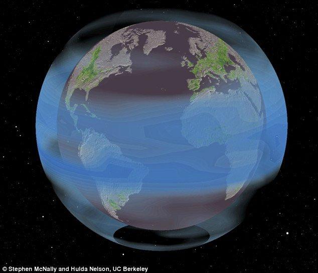 Hậu quả thảm khốc nếu chặn ánh nắng Mặt trời làm nguội Trái đất