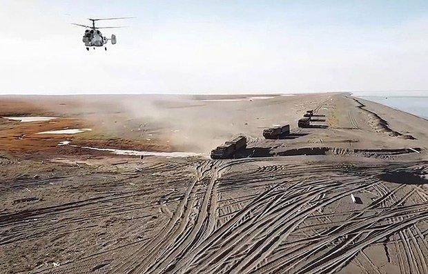 Hé lộ tiếp vũ khí khủng của Nga tại cuộc tập trận Vostok 2018