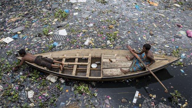 Hiểm họa đại dương ngạt thở vì rác nhựa từ châu Á