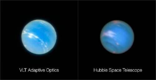 Hình ảnh siêu sắc nét chụp sao Hải Vương từ Trái đất