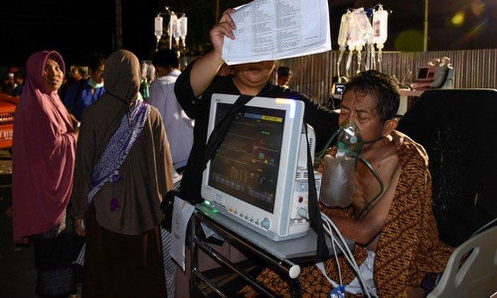 Ít nhất 91 người chết sau động đất ở Indonesia