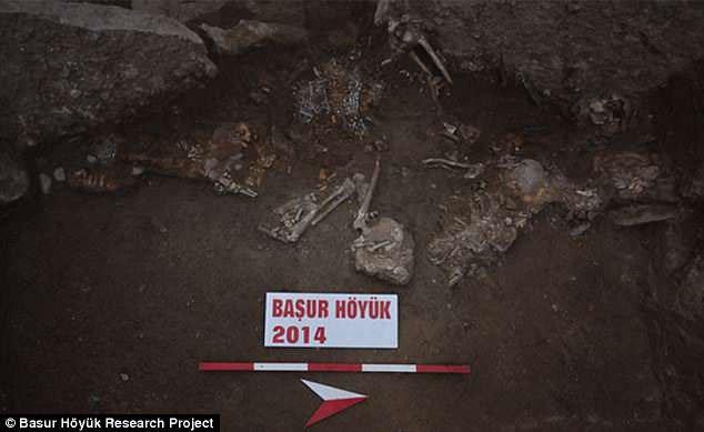 Khai quật hàng loạt bộ xương trẻ em bị giết làm vật hiến tế