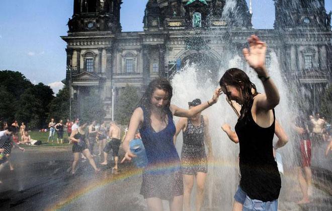 Khí hậu Châu Âu sẽ ngày càng giống Việt Nam nếu lượng CO2 tiếp tục tăng