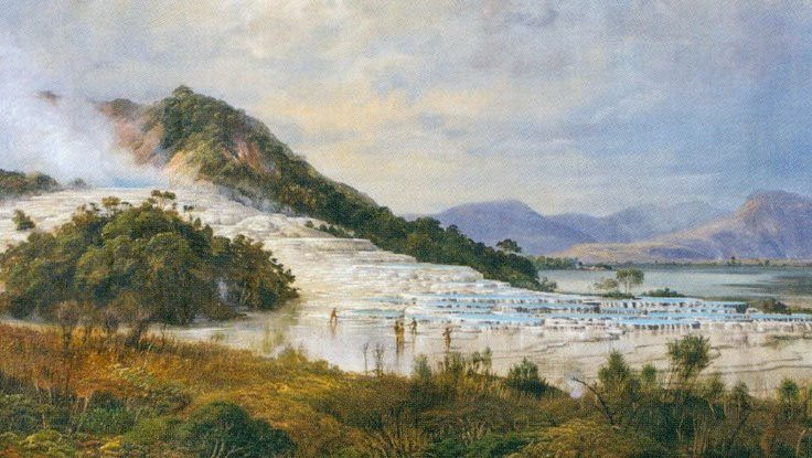 """""""Kỳ quan thiên nhiên thứ 8 bị xóa sổ bởi núi lửa và hy vọng khôi phục sau trăm năm chôn vùi"""