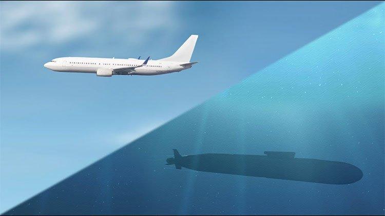 Mỹ đã có cách cho tàu ngầm nói chuyện trực tiếp với máy bay mà không cần nổi lên