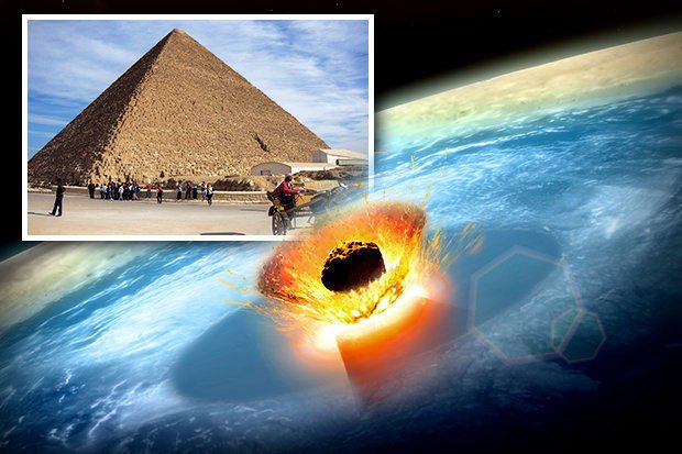 NASA lên tiếng về thiên thạch lớn hơn đại kim tự tháp lao về Trái đất