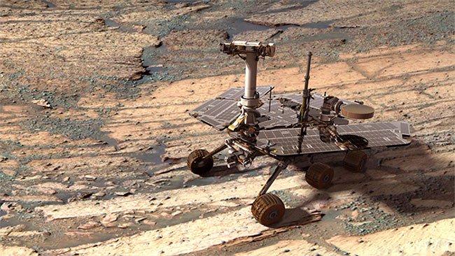NASA mất liên lạc với xe thám hiểm sao Hỏa 400 triệu USD