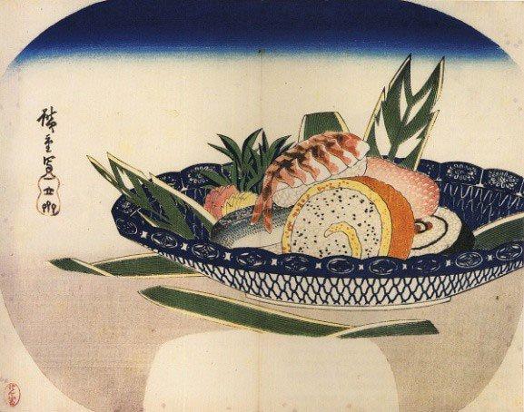 Nếu tưởng ý nghĩa ban đầu của món sushi là nguyên liệu tươi sống thì bạn đã lầm!