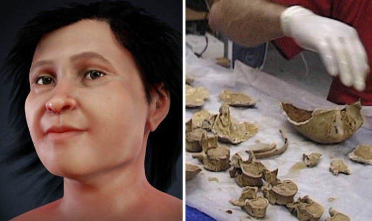Người sống cách đây 13.600 năm, cổ nhất châu Mỹ trông như thế này?