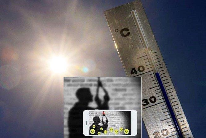 Người tự tử ở Mỹ và Mexico tăng vì thời tiết nóng hơn