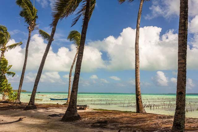 Những cơ hội cuối cùng ghé thăm 12 hòn đảo này trước khi nó biến mất hoàn toàn