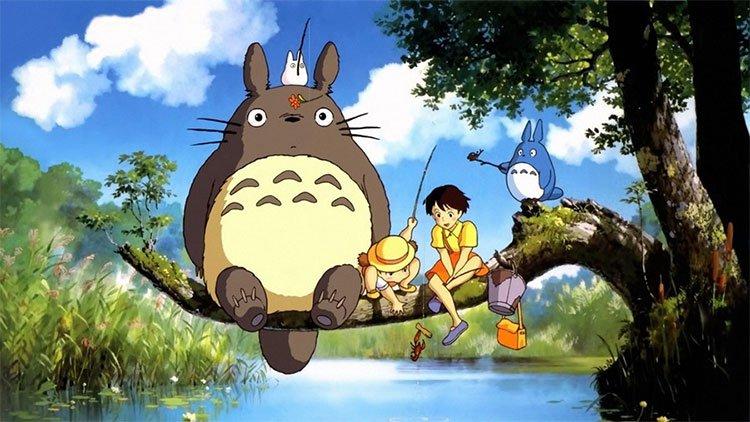 Những điểm đến có thật trong các bộ phim hoạt hình nổi tiếng Nhật Bản