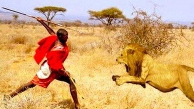 Những nghi lễ đáng sợ để chứng tỏ bản lĩnh đàn ông