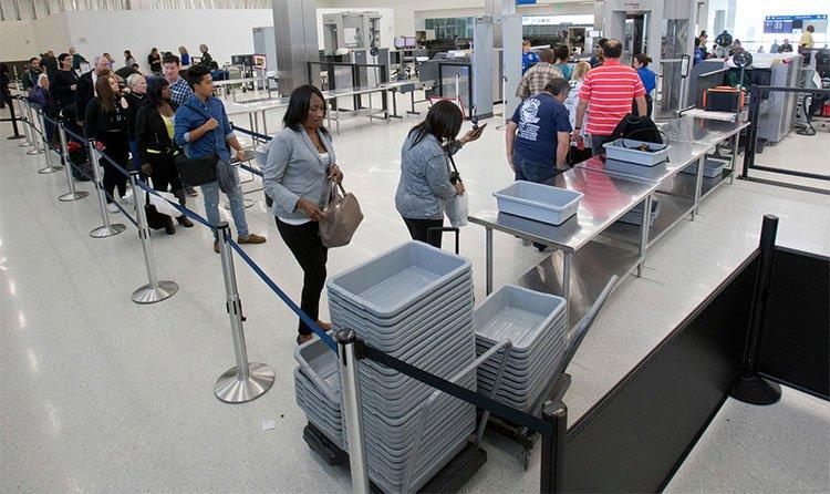 Nơi chứa nhiều mầm bệnh hơn cả nhà vệ sinh tại sân bay