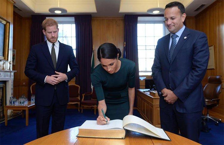 Nữ Công tước xứ Sussex nằm trong số 1% những người có khả năng hiếm có này trên thế giới