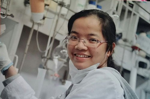 Nữ tiến sĩ tìm ra dẫn chất mới trị bệnh suy giảm trí nhớ