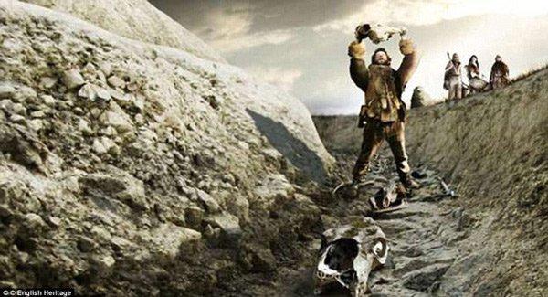 Phát hiện thêm bí ẩn ở bãi đá cổ Stonehenge 5.000 năm ở Anh