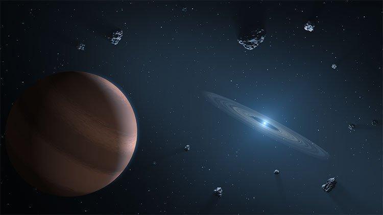Phát hiện vật liệu Trái đất ở 18 hệ thống hành tinh khác