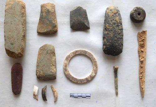 Phát hiện xương sọ người gần 4.000 năm ở Bắc Kạn