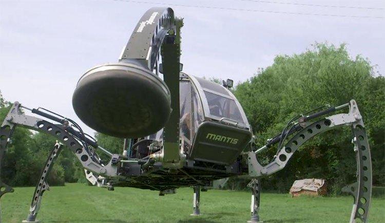 Robot nặng hai tấn lập kỷ lục thế giới
