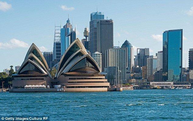 Sóng thần hủy diệt cao 60m có thể ập vào nước Úc