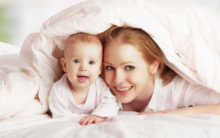 Sử dụng trứng hiến tặng, mẹ và con sinh ra vẫn là người xa lạ