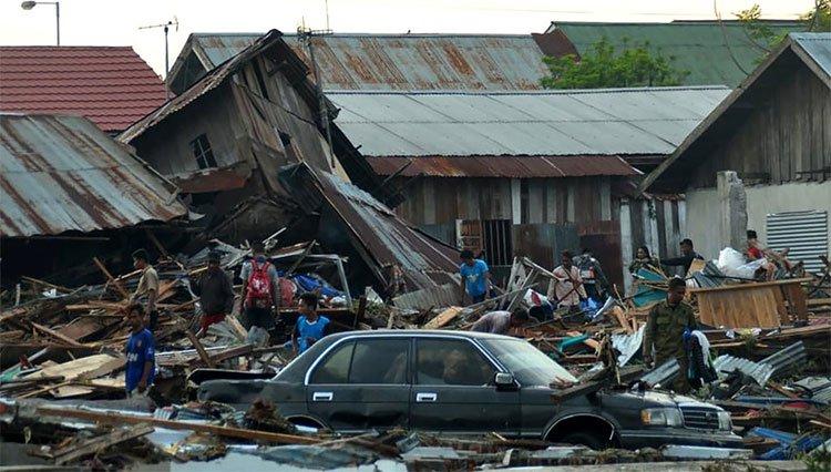 Sức mạnh của sóng thần Indonesia khiến giới nghiên cứu bất ngờ