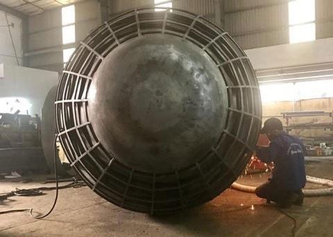 Tàu ngầm Trường Sa 02 dần thành hình: Tham vọng mới!