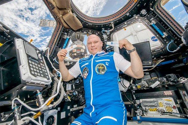 Tham quan con đường dài nhất trên Trạm vũ trụ Quốc tế ISS