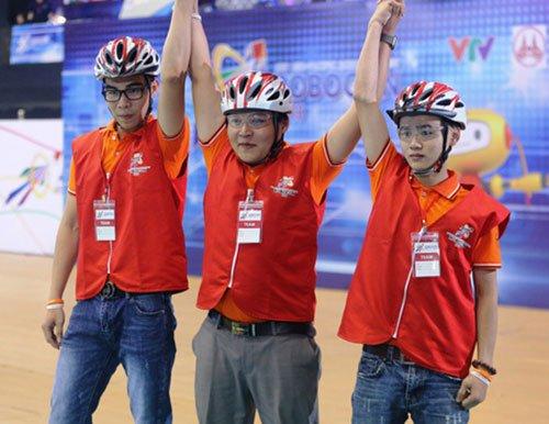 Thắng Trung Quốc, Việt Nam vô địch Robocon châu Á - Thái Bình Dương