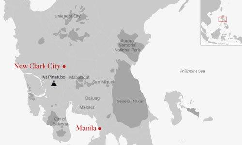 Thành phố dự phòng chống thảm họa ở Philippines