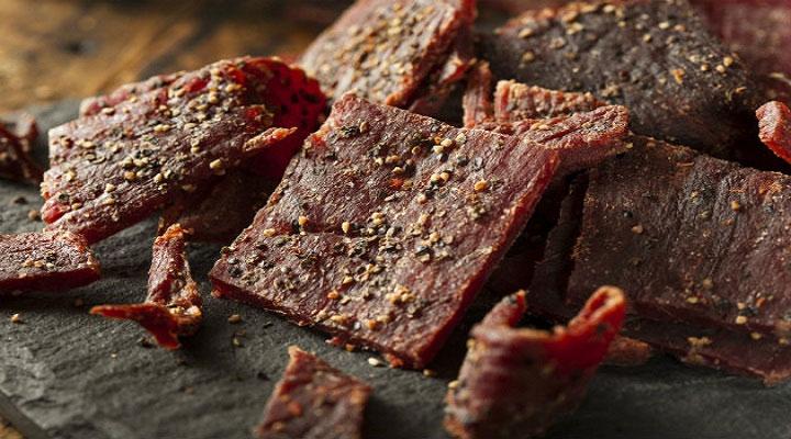 Thịt bò khô có thực sự chứa hóa chất gây rối loạn tâm thần?