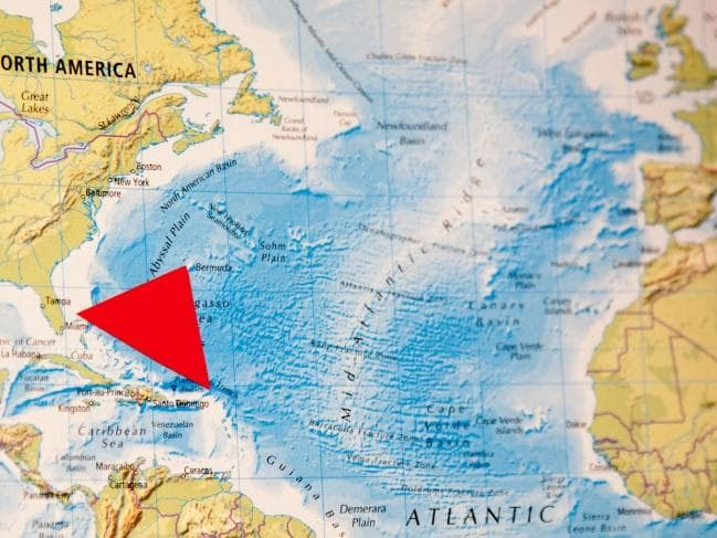 Thủ phạm khiến tàu bè mất tích ở tam giác quỷ Bermuda