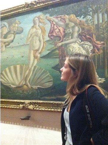 Tiết lộ danh tính thật sự của thần Vệ Nữ - bức tranh nổi tiếng nhất mọi thời đại
