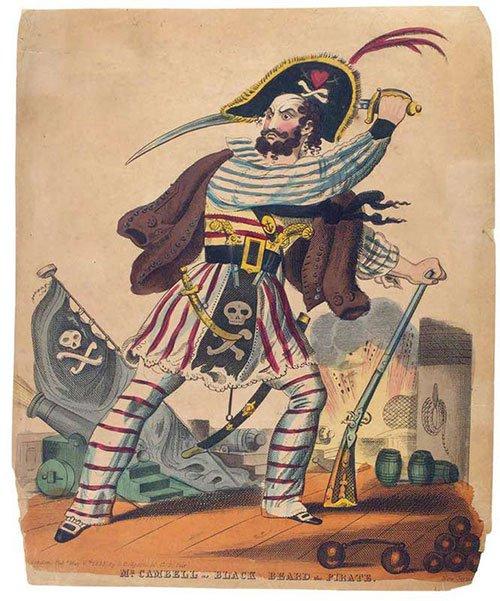 Tìm hiểu về Luật cướp biển - quy tắc vàng trong thế kỷ 17