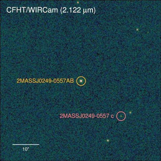 Tìm thấy 2 hành tinh song sinh khác Hệ Mặt trời