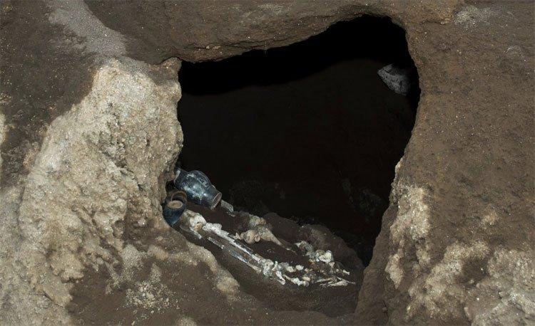 Tìm thấy hầm mộ nguyên vẹn của các vận động viên thể thao thời La Mã cổ đại