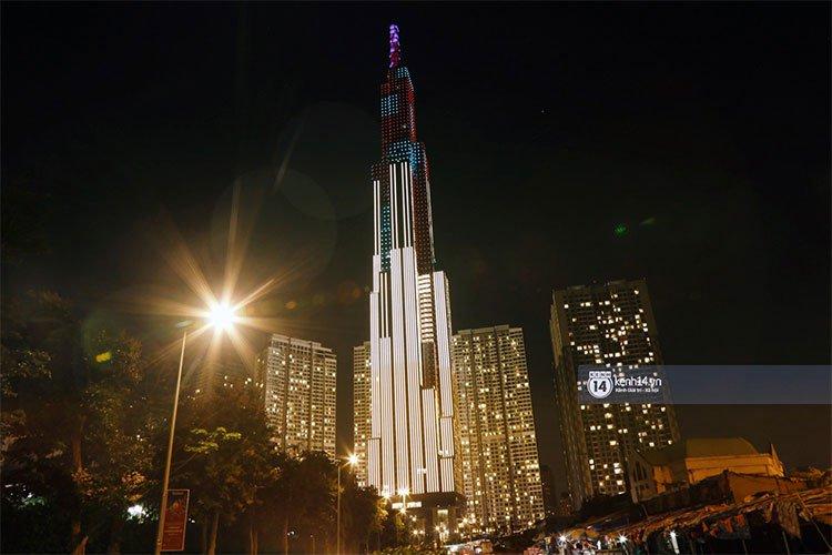 Toàn cảnh Landmark 81 - toà nhà cao nhất Việt Nam ngay trước ngày đi vào hoạt động