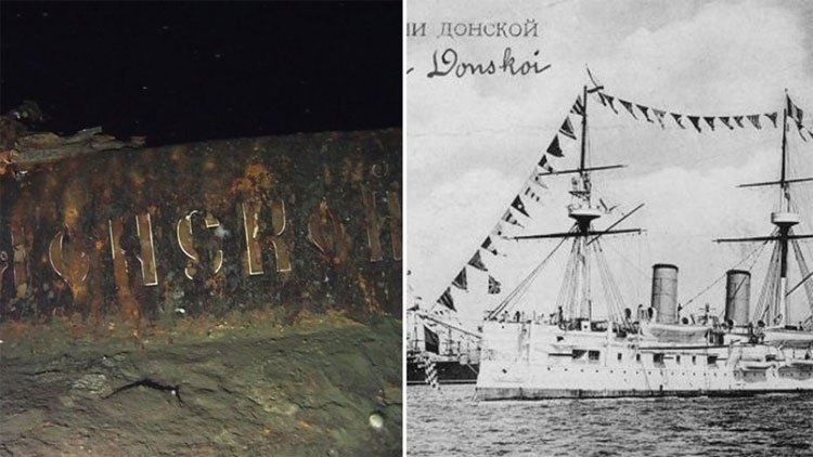Trận hải chiến khiến quân Nga phải tự chôn vùi tàu chở kho báu 133 tỷ USD