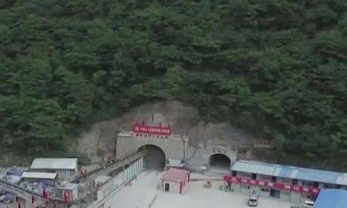 Trung Quốc xây đường hầm dẫn nước dài nhất châu Á