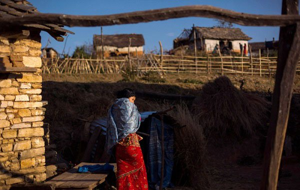 Tục lệ xua đuổi phụ nữ khi đến kỳ kinh nguyệt ở Nepal