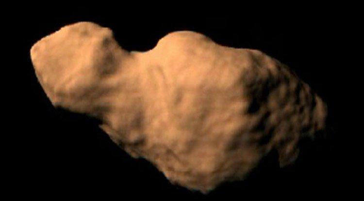 Vén màn quá khứ bí ẩn của tiểu hành tinh Toutatis